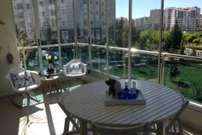 Albert Genau Tira Isı Camlı Balkon